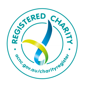 Image of ACNC registered charity tick